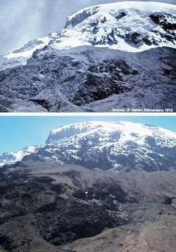 The woes of Kilimanjaro: Don't blame global warming
