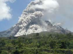 Physicists aim to predict volcano eruption