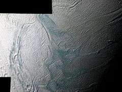 Cassini Pinpoints Source of Jets on Saturn's Moon Enceladus