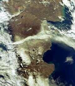 Chile's Chaiten Volcano Spewing Ash
