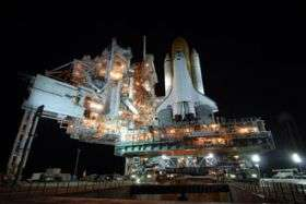 Endeavour 'Go' For Launch on March 11