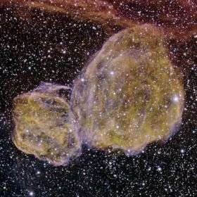 Supernova remnants dance in the LMC