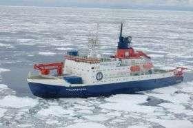 The Antarctic deep sea gets colder