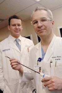 UT Southwestern surgeons complete North Texas' first single-incision gallbladder removal
