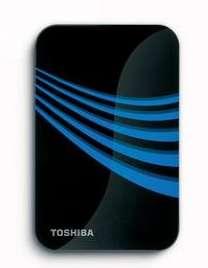 Toshiba&acutes 400GB USB 2.0 External Hard Drive