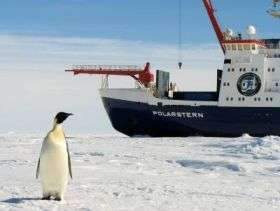 Antarctic expedition provides new insights into the role of the Southern Ocean for global climate