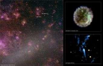 Supernova Remnant and its Light Echo