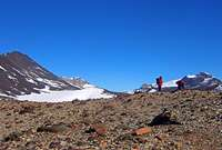 Researchers study glaciers on Earth's coldest desert