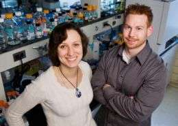 Researchers probe a DNA repair enzyme
