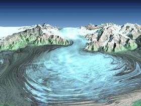 When it comes to sea level changing glaciers, new NASA technique measures up