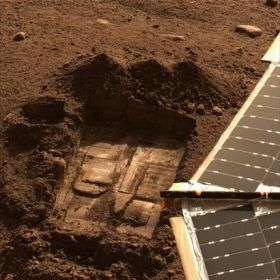 Scientists say Mars soil similar to Chile desert (AP)