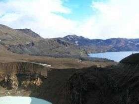 Icelandic volcanoes help researchers understand potential effects of eruptions