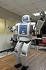 KIST's new robot Mahru