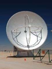 ALMA 12 m Diameter Antenna