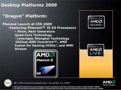 AMD 2009 Desktop Platforms