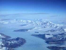 Antarctic Interior