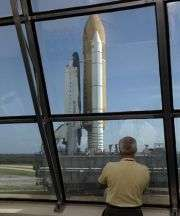 Atlantis is Headed for the Launch Pad