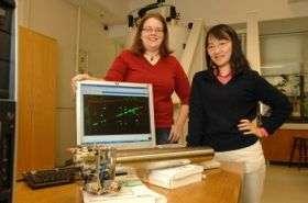 Chemists track how drug changes, blocks flu virus