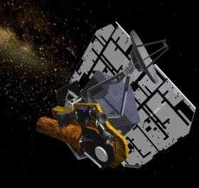 Deep Impact Begins Hunt for Alien Worlds