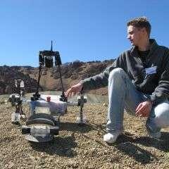 ESA's Lunar Robotics Challenge: A tough task for the student teams
