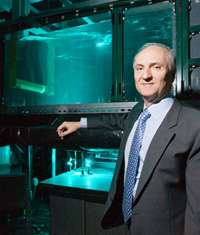 'Fish technology' draws renewable energy from slow water currents