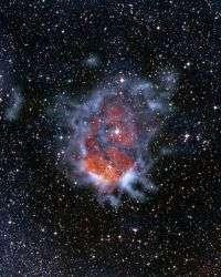 Glowing Stellar Nurseries