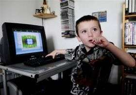 Grandfather builds Web browser for autistic boy (AP)