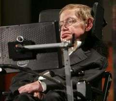 Hawking: Unintelligent life is likely on other planets (AP)