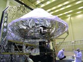 Herschel spacecraft assembly complete