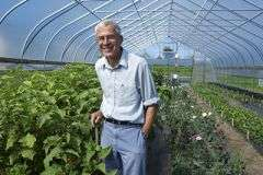 High tunnels yield healthier, prettier produce and longer growing seasons