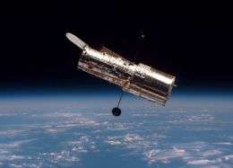 Hubble enters safe mode