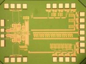 IMEC realized full CMOS multiple antenna receiver for 60 GHz