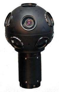 Immersive Media Camera