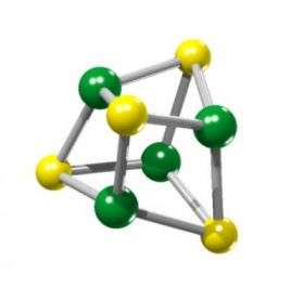 Iron-sulfur Custer Molecule