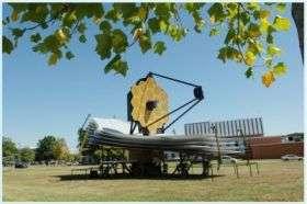 James Webb Full-Scale Model