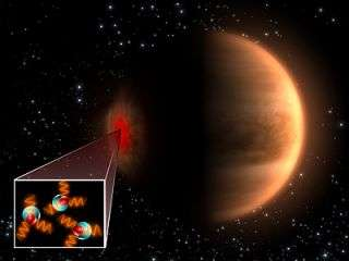 Key molecule discovered in Venus's atmosphere