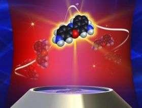Microscopic Spotlight