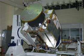 German spectrometer flies to the Moon