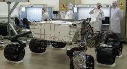 NASA Invites Students to Name New Mars Rover