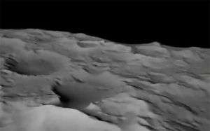 NASA Views Landing Site Through Eyes of Future Moon Crew