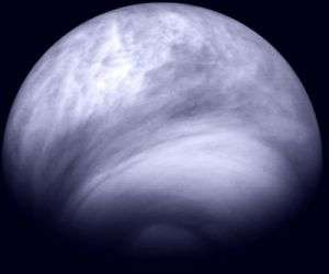 New details on venusian clouds revealed