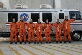 New Target Shuttle Launch Dates Announced as Astronauts Complete Rehearsal