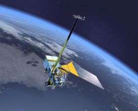 NPOESS Satellite