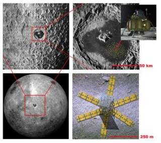 NRL to design lunar telescope to see into the dark ages