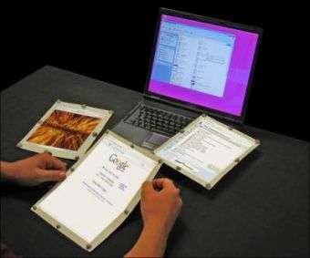 Paper Computer