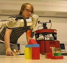 Piecing together the next generation of cognitive robots