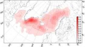 Polar Lows in the North Atlantic