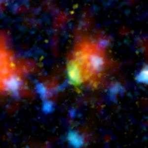 Rare 'Star-Making Machine' Found in Distant Universe
