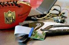Sensor-equipped footballs could help refs and players