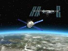 Successful manoeuvres position Jules Verne ATV for crucial tests